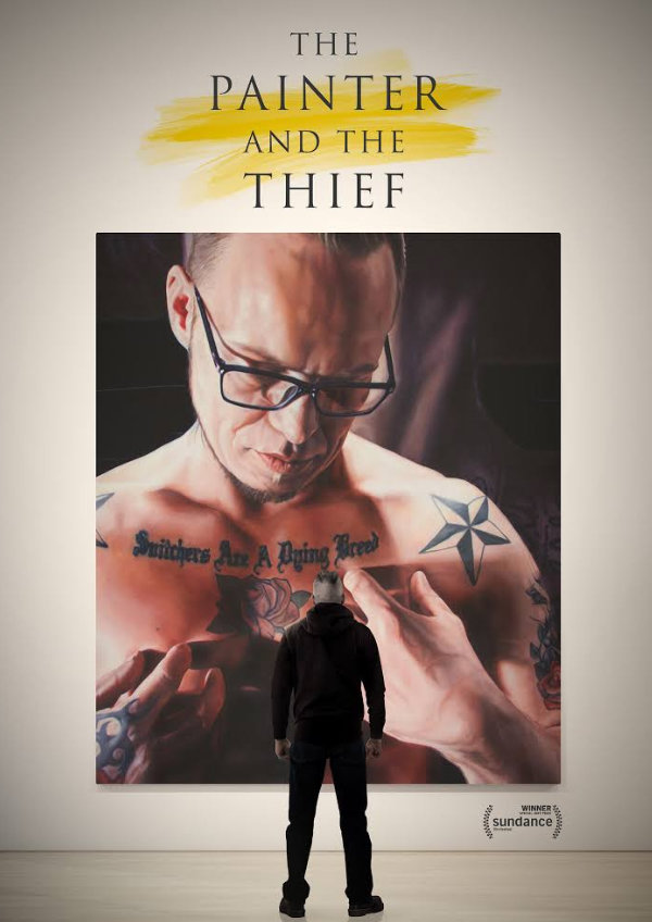 'The Painter and the Thief' movie poster