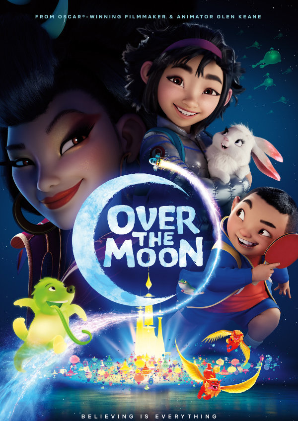 'Over the Moon' movie poster