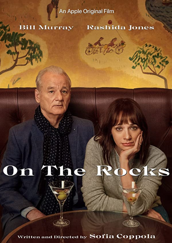 'On the Rocks' movie poster