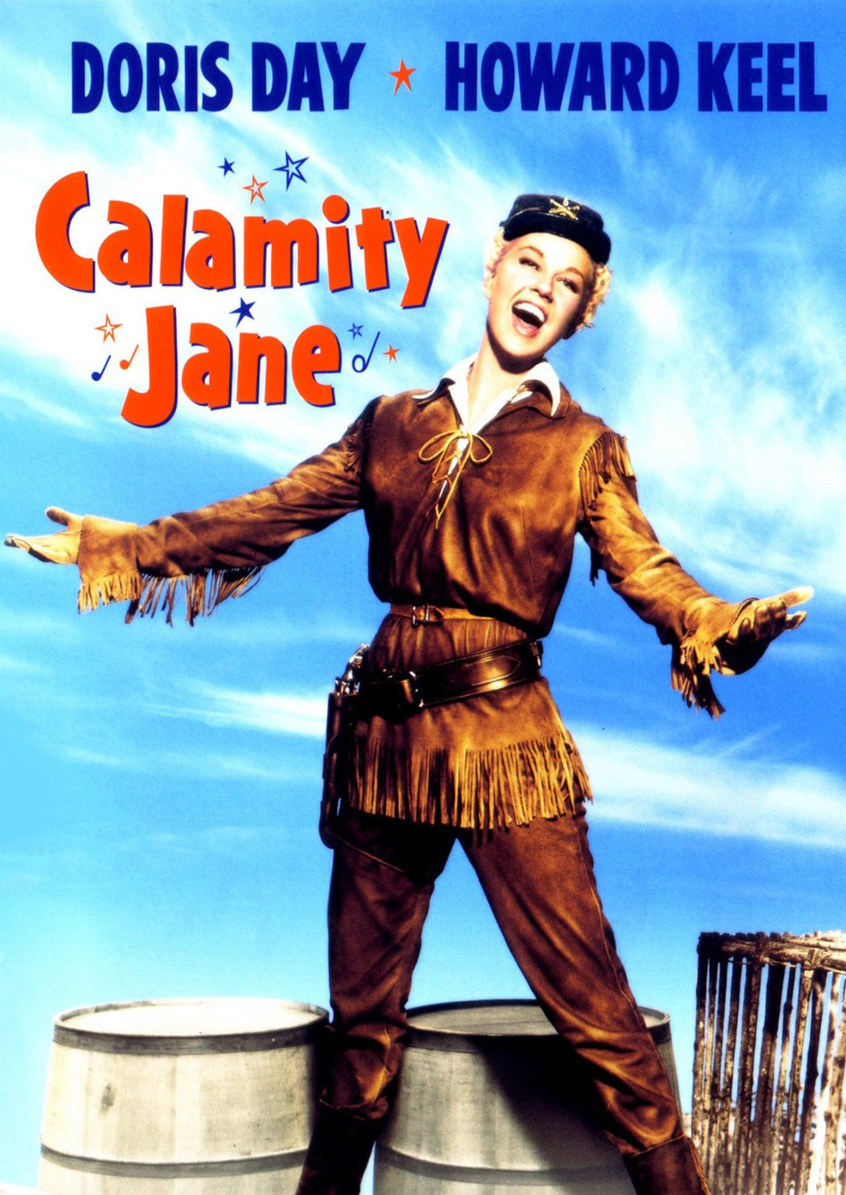 'Calamity Jane' movie poster