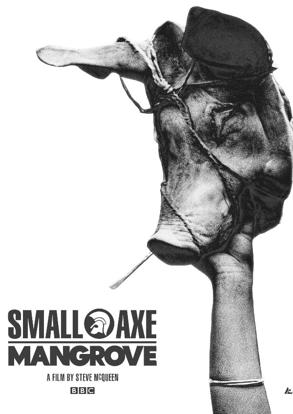 'Small Axe: Mangrove' movie poster