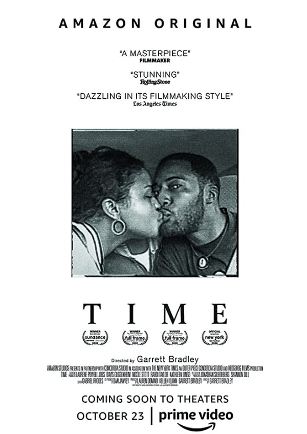 'Time' movie poster