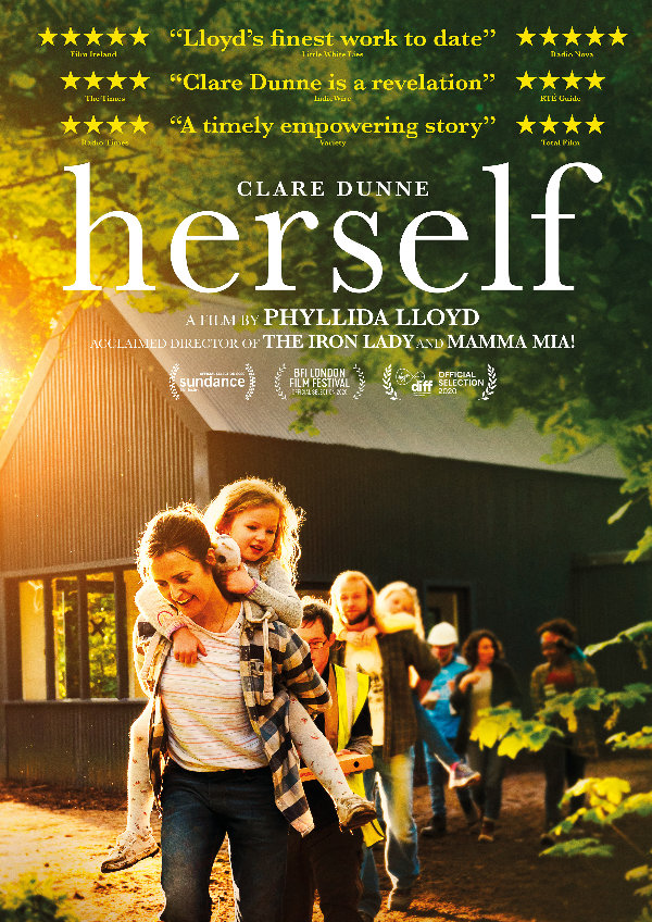 'Herself' movie poster