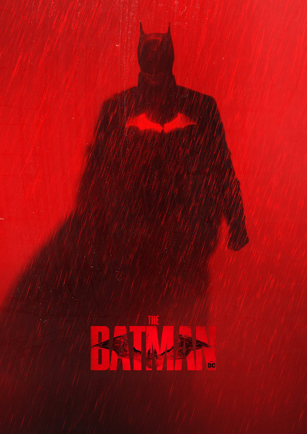 'The Batman' movie poster