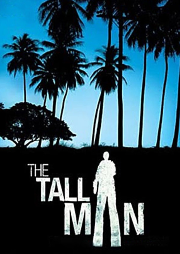 'The Tall Man' movie poster