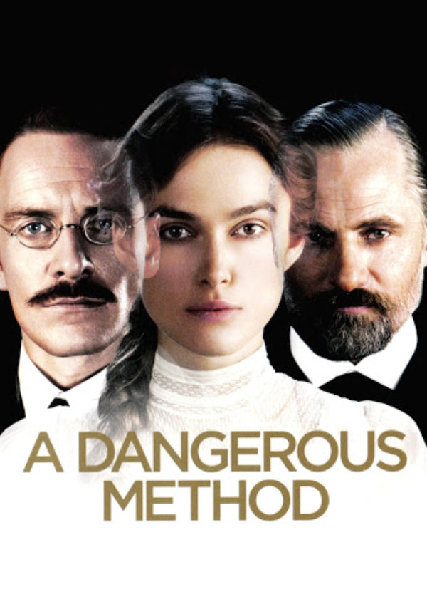 'A Dangerous Method' movie poster