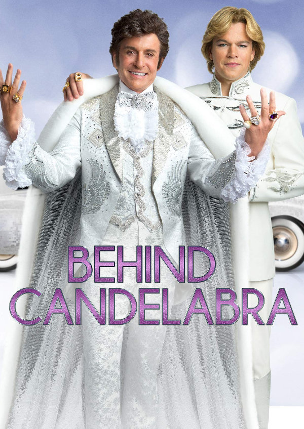 'Behind the Candelabra' movie poster