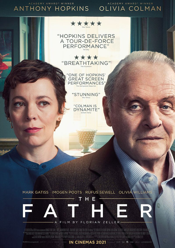 'The Father' movie poster