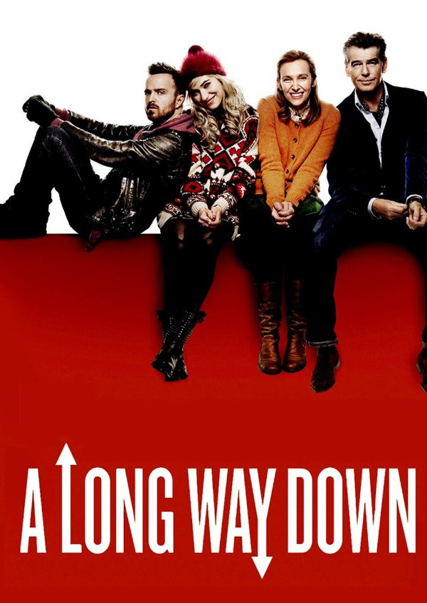 'A Long Way Down' movie poster