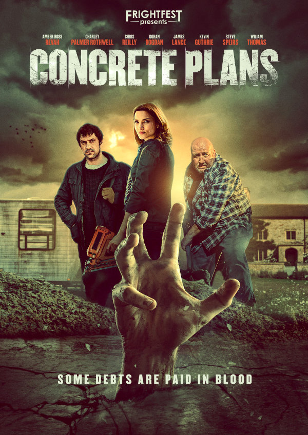 'Concrete Plans' movie poster