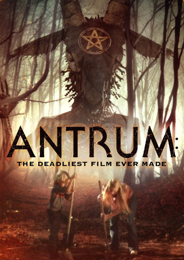 'Antrum: The Deadliest Film Ever Made' movie poster