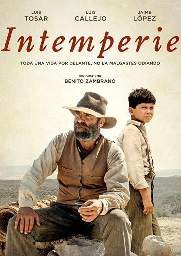 'Out in the Open (Intemperie)' movie poster