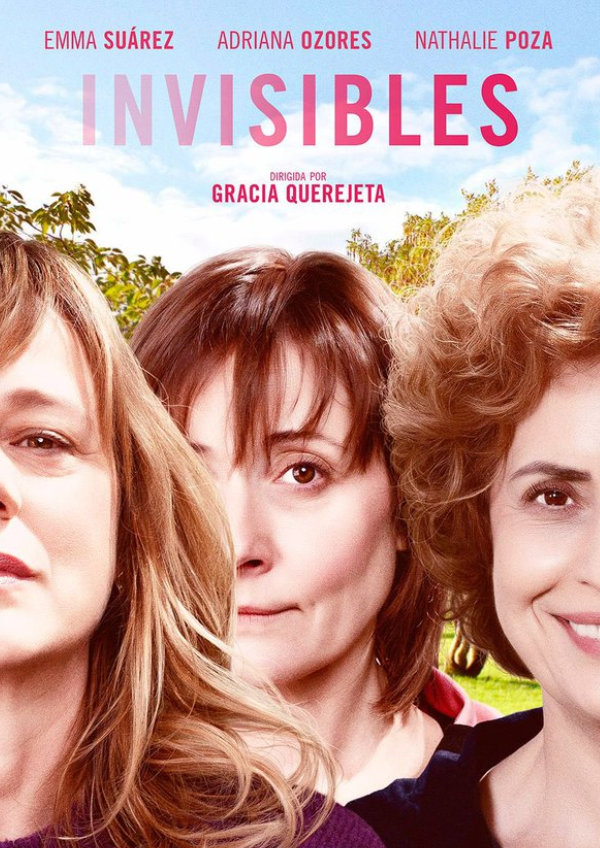 'The Invisible (Invisibles)' movie poster