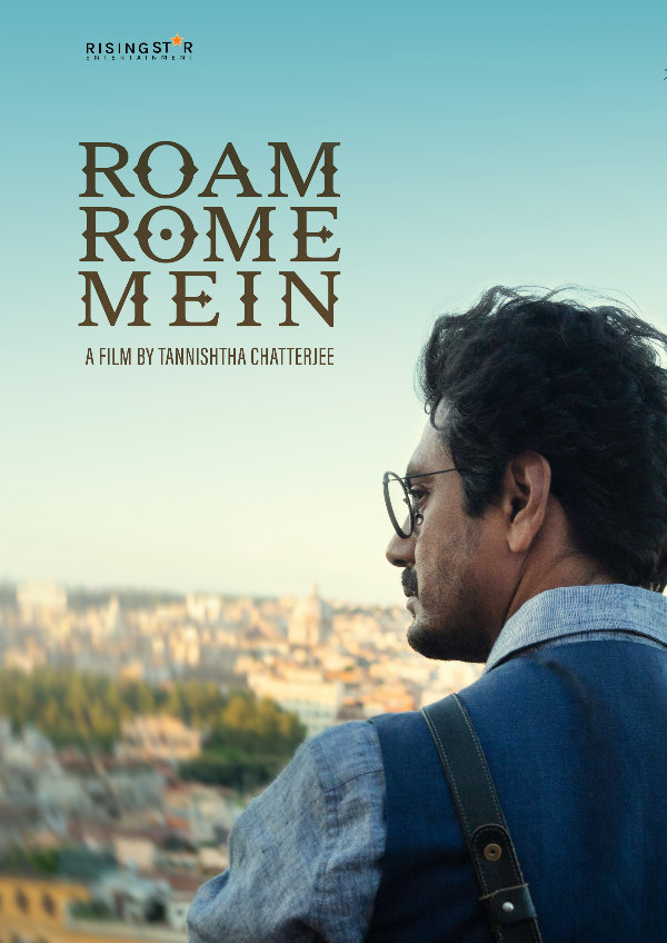 'Roam Rome Mein' movie poster