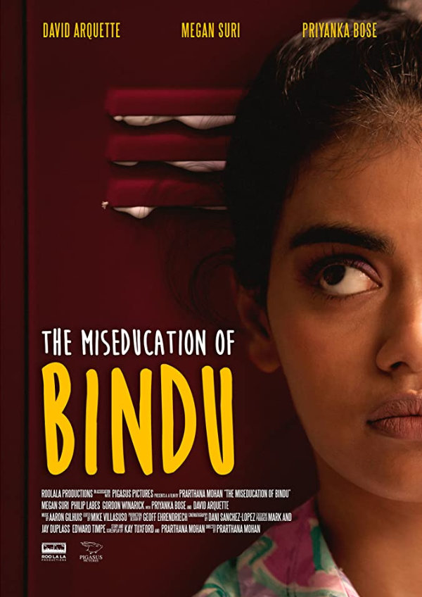 'The Miseducation of Bindu' movie poster