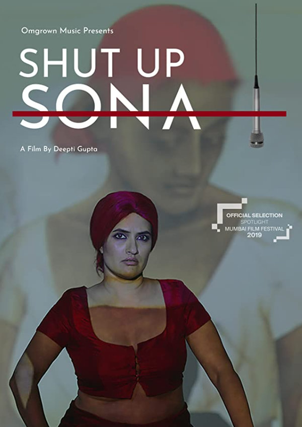 'Shut Up Sona' movie poster