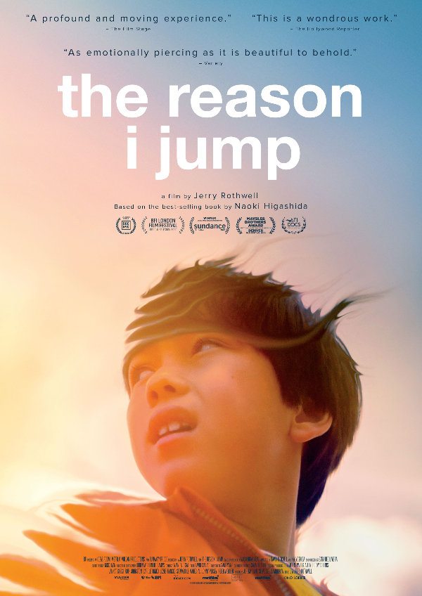'The Reason I Jump' movie poster
