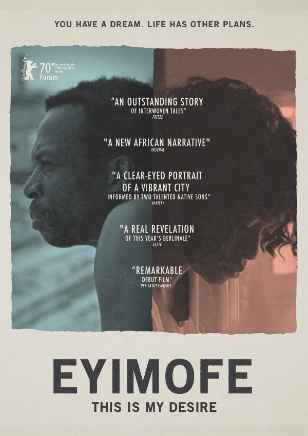 'This is My Desire (Eyimofe)' movie poster