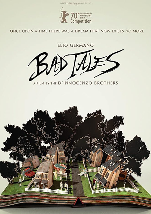 'Bad Tales (Favolacce)' movie poster
