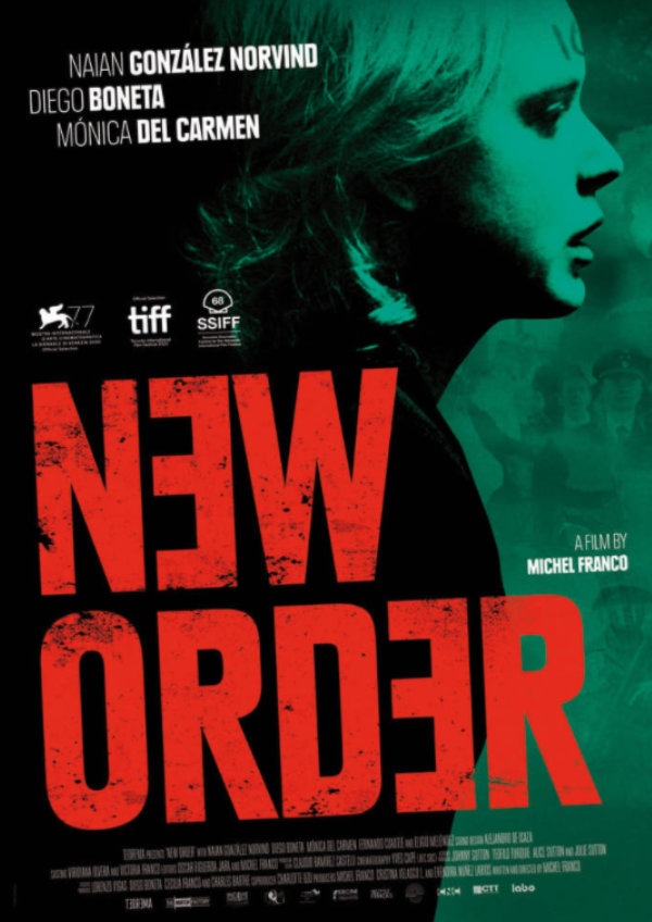 'New Order (Nuevo Orden)' movie poster