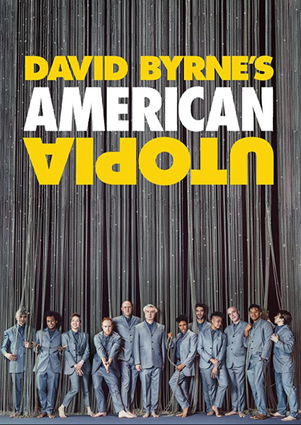 'David Byrne's American Utopia' movie poster