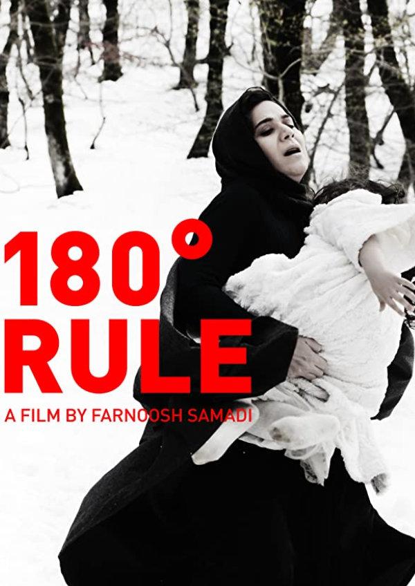 '180° Rule' movie poster