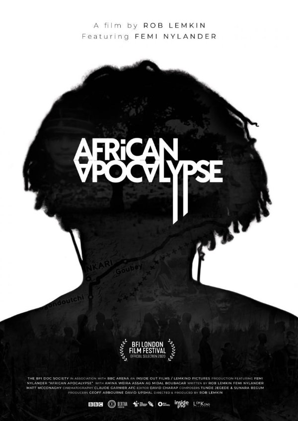 'African Apocalypse' movie poster