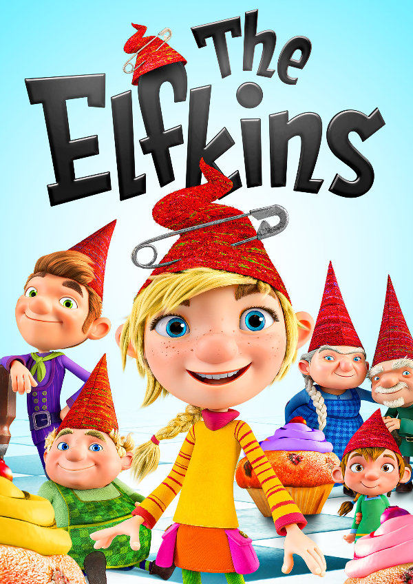 'The Elfkins' movie poster