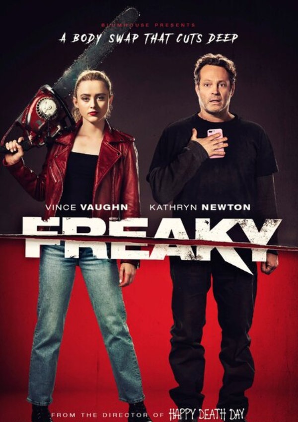 'Freaky' movie poster
