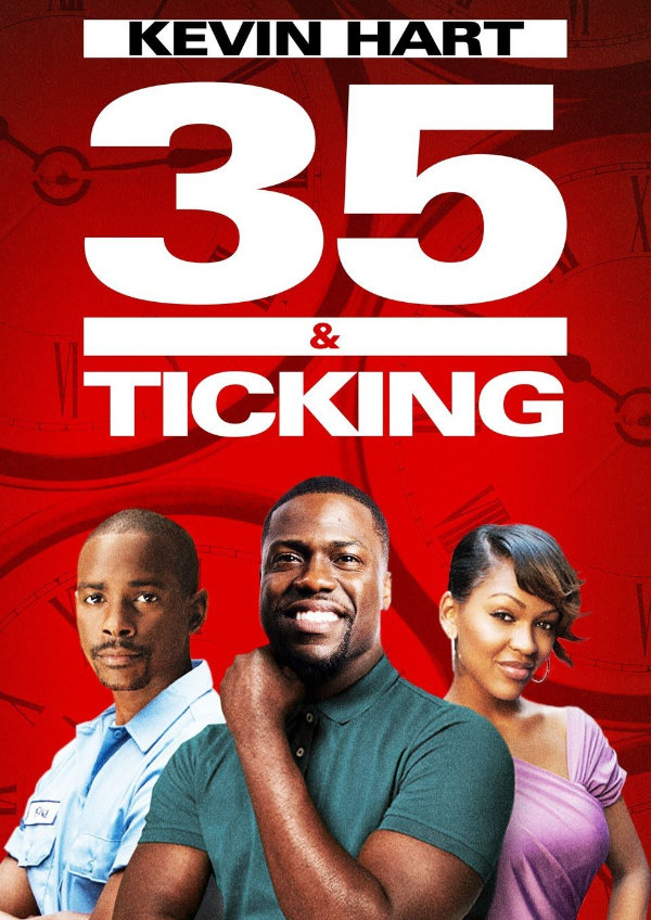 '35 and Ticking' movie poster
