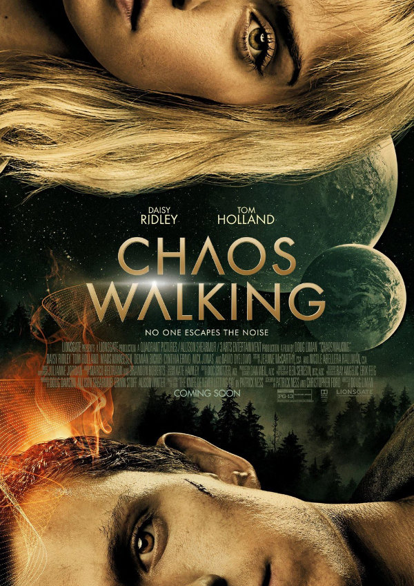 'Chaos Walking' movie poster