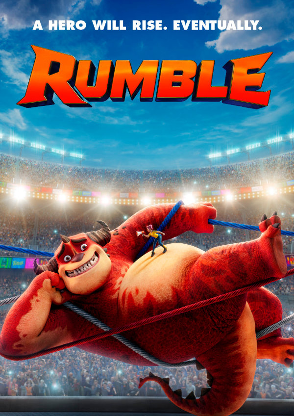'Rumble' movie poster