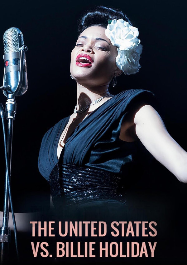 'The United States vs. Billie Holiday' movie poster