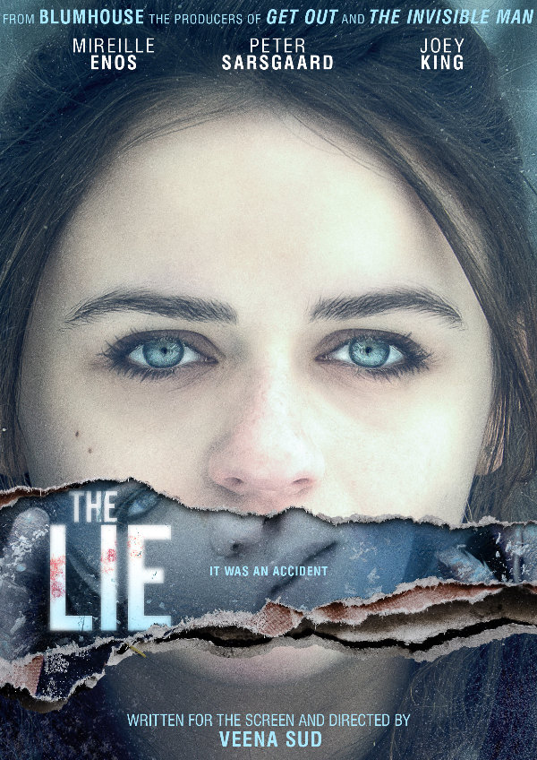'The Lie' movie poster