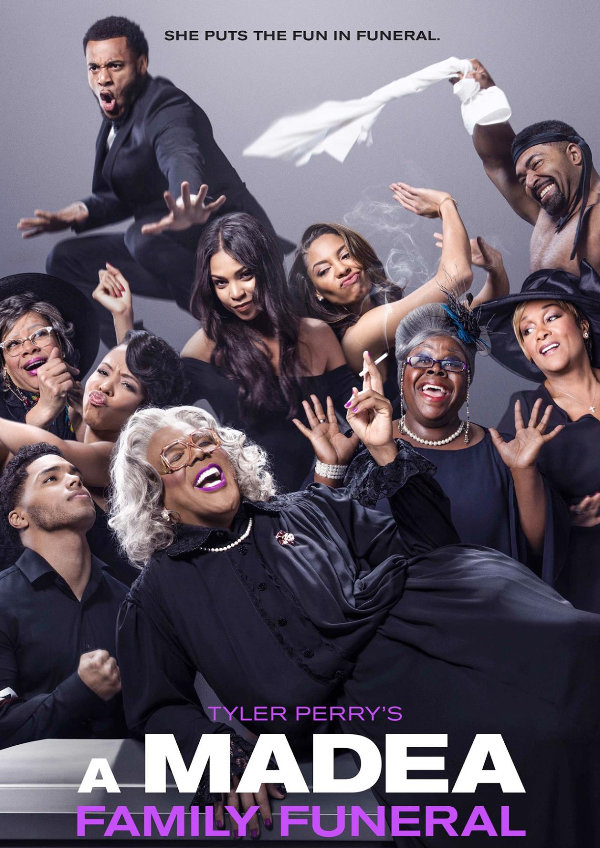 'A Madea Family Funeral' movie poster
