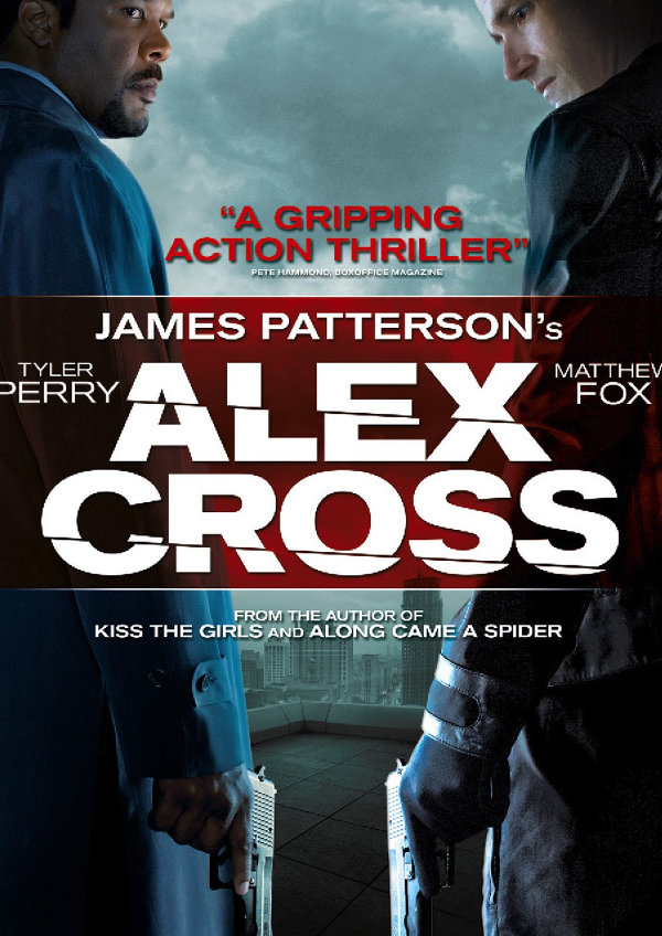 'Alex Cross' movie poster