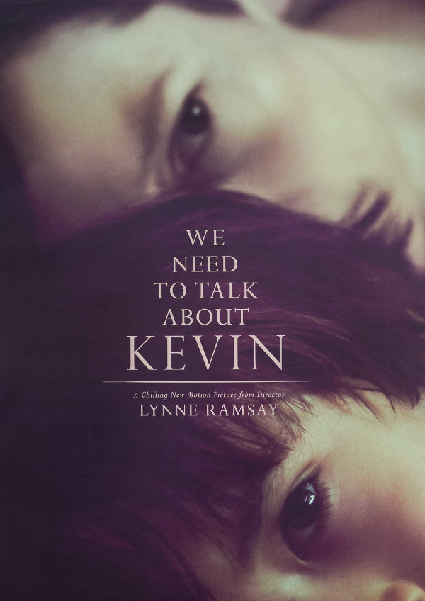'We Need to Talk About Kevin' movie poster