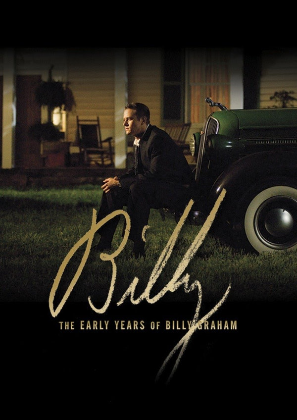 'Billy: The Early Years of Billy Graham' movie poster