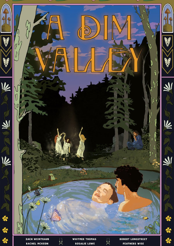 'A Dim Valley' movie poster