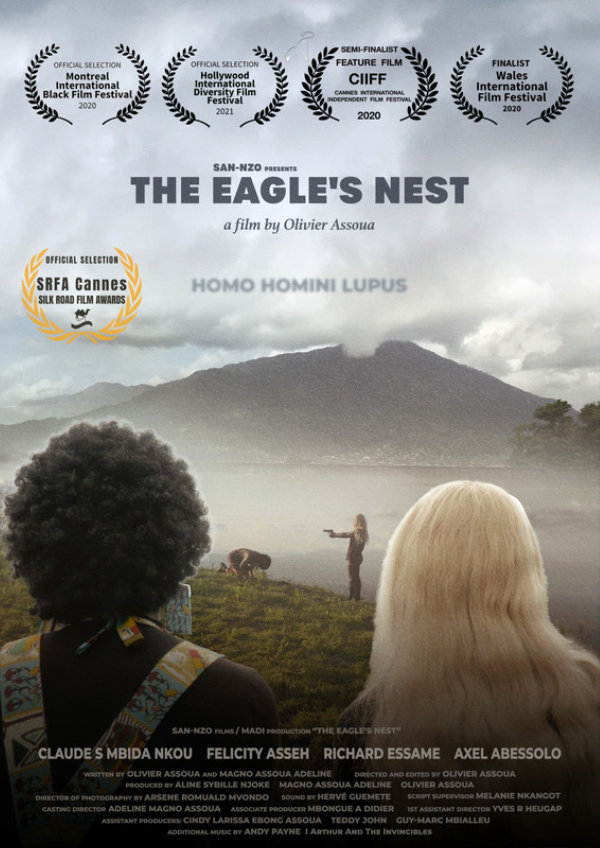 'The Eagle's Nest' movie poster
