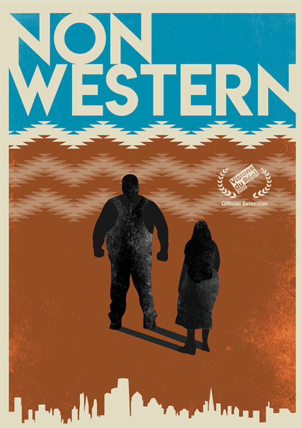 'Non Western' movie poster