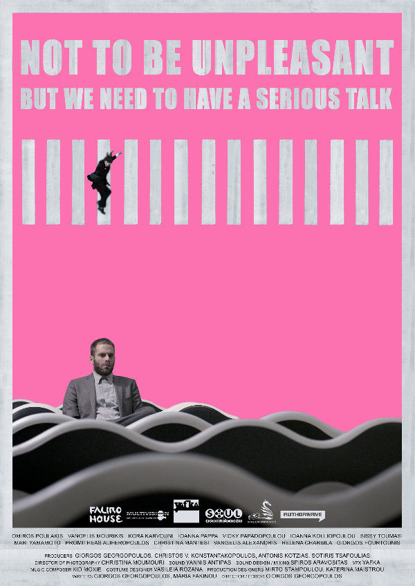 'Not to Be Unpleasant, But We Need to Have a Serious Talk' movie poster
