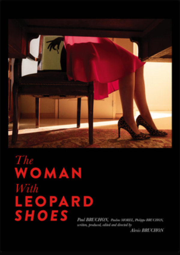 'The Woman with Leopard Shoes' movie poster