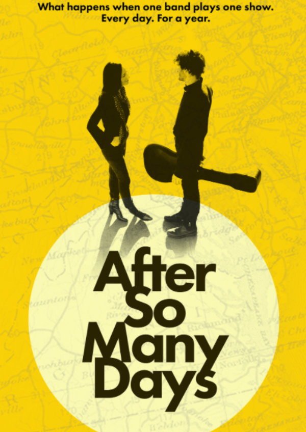 'After So Many Days' movie poster