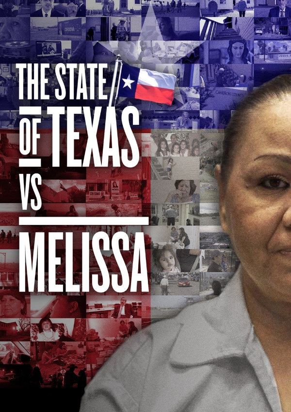 'The State of Texas vs. Melissa' movie poster