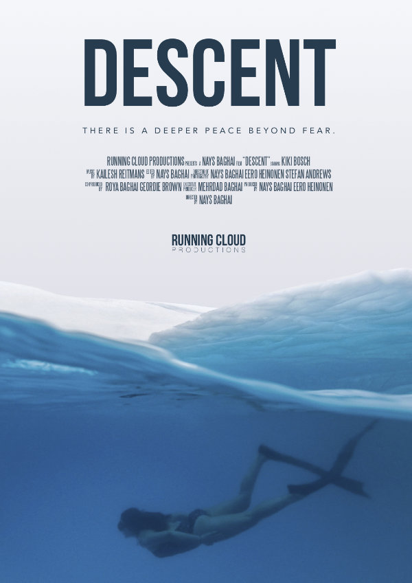 'Descent' movie poster