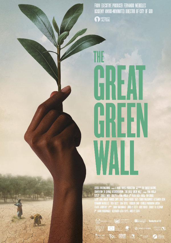 'The Great Green Wall' movie poster