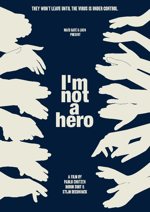 'I Am Not a Hero' movie poster