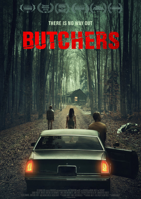 'Butchers' movie poster