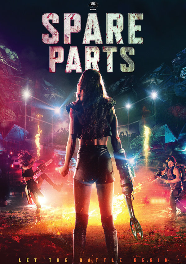 'Spare Parts' movie poster